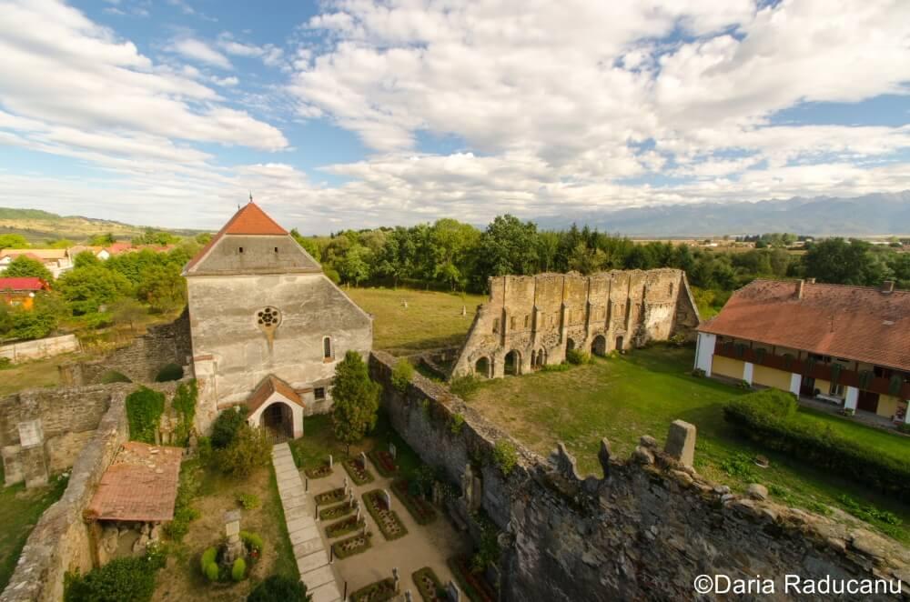 cistercian abbey of carta