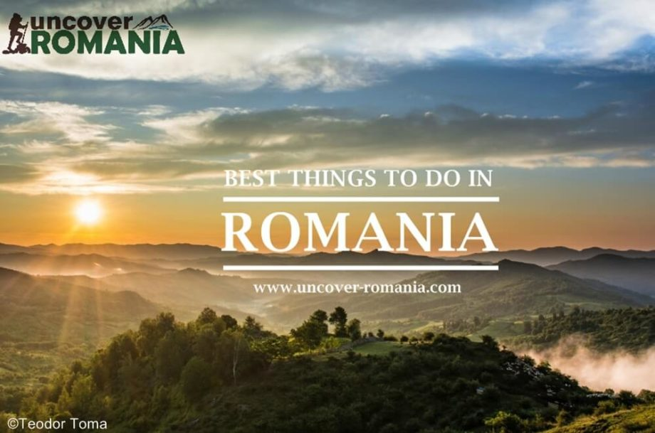 Best things to do in Romania
