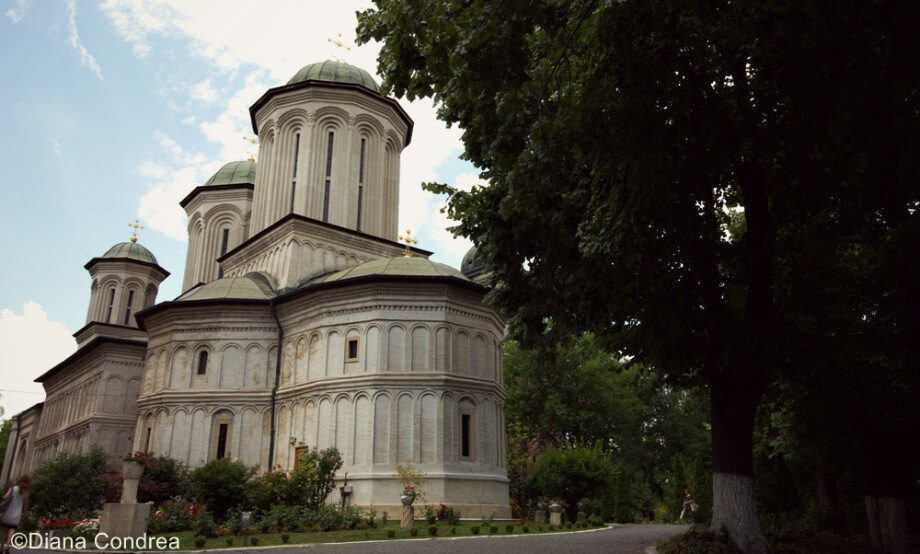 old churches from Bucharest
