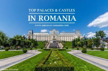 castles in romania