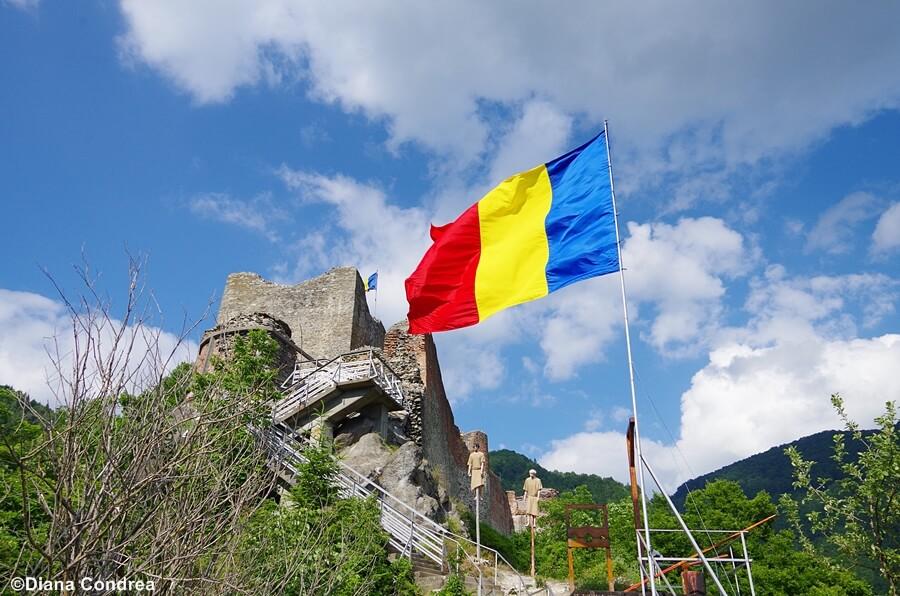 Poenari fortress