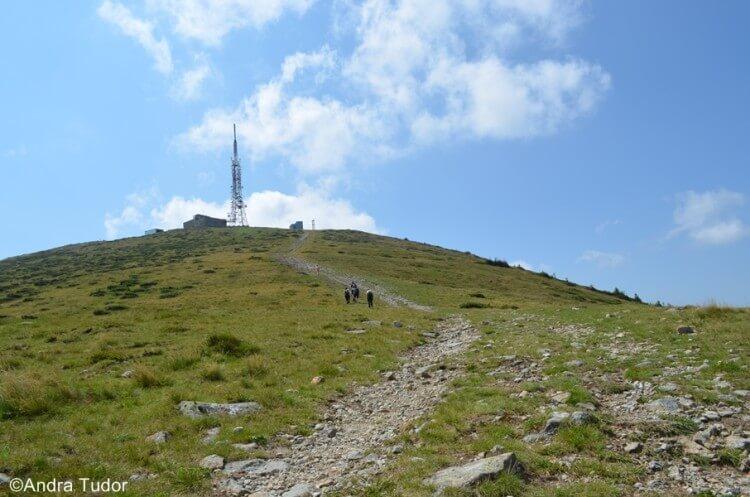 bihor mountain