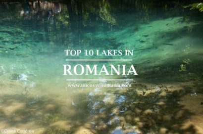 lakes in romania