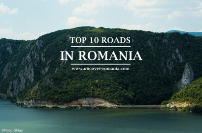 roads in romania