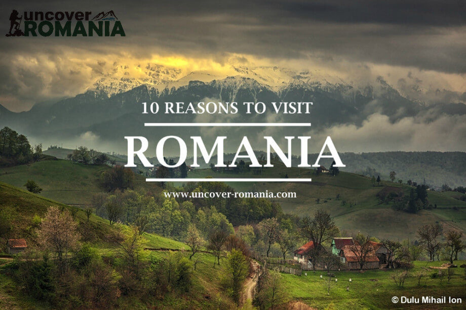 Reasons to visit Romania
