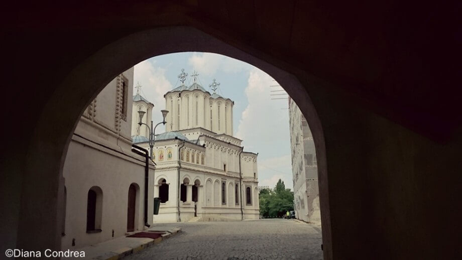 Churches from Bucharest