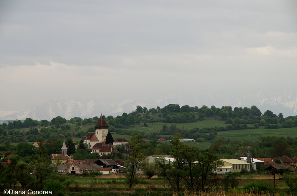 Hosman, fortified churches from Transylvania