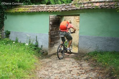 Cycling in Transylvania