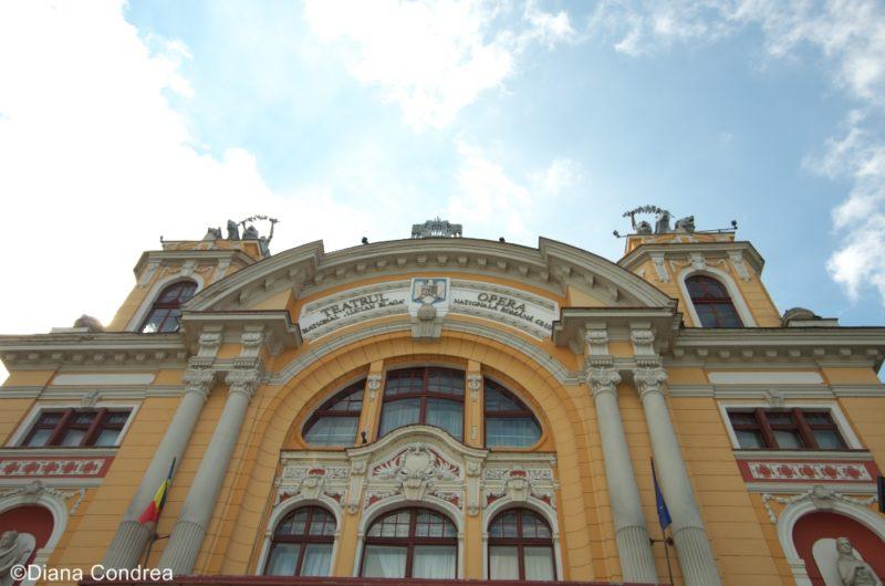 cluj napoca theatre