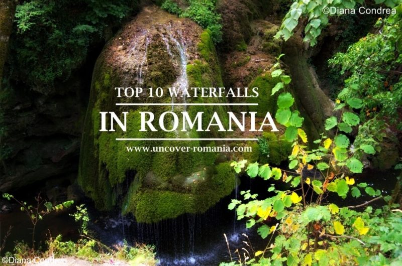 waterfalls in romania