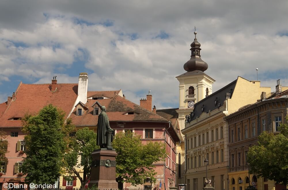 Visit sibiu perhaps the most beautiful city in romania - Most beautiful manors romania ...