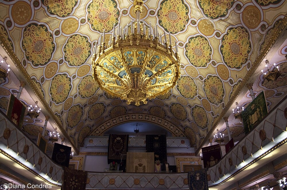 great synagogue from bucharest