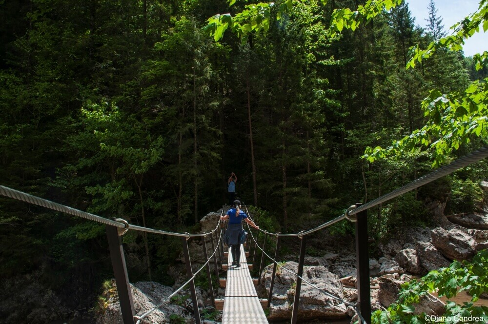 Bicaz Gorges National Park