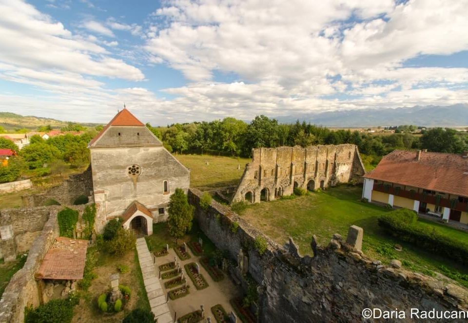 Carta Cistercian Monastery