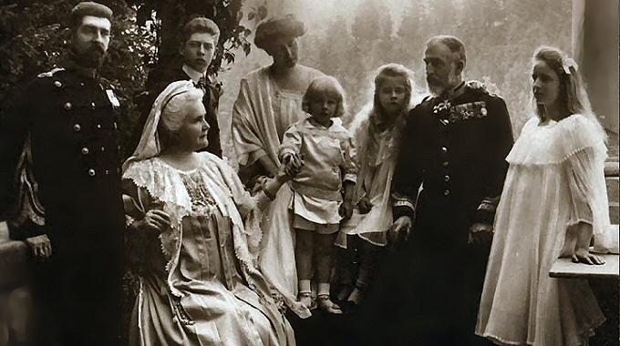 royal family Romania