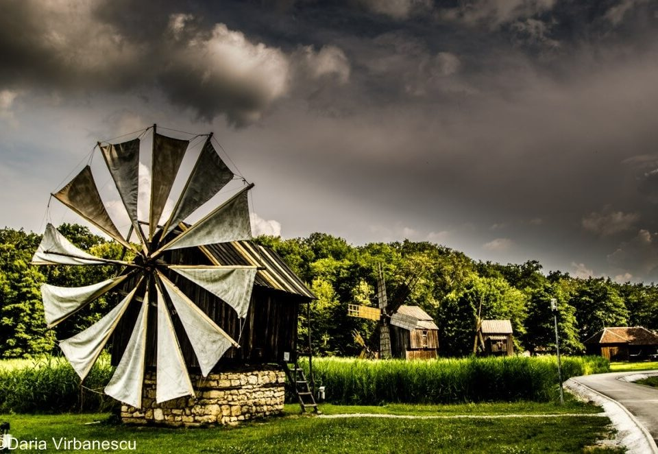 open air museums in Romania