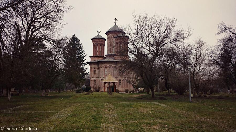 Snagov Monastery