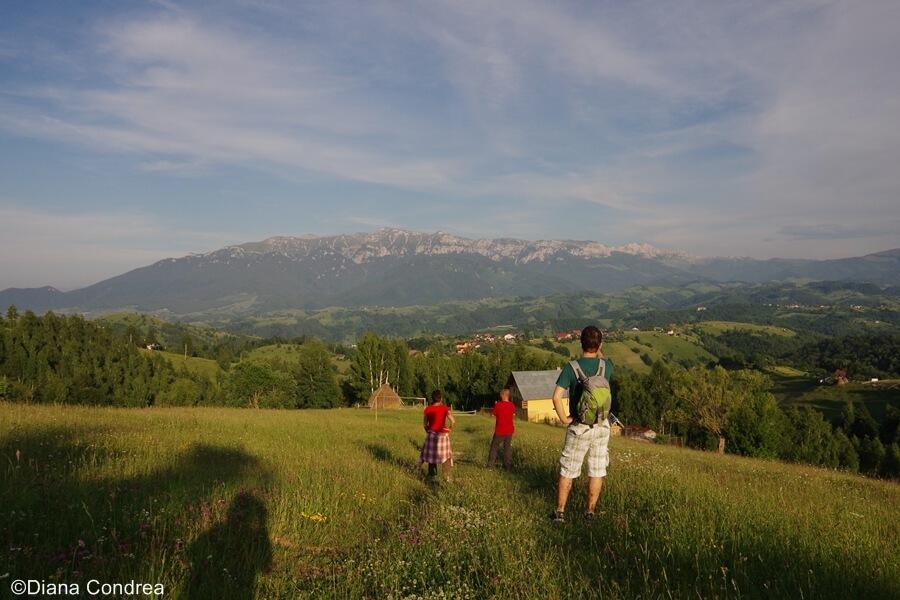 Pestera village