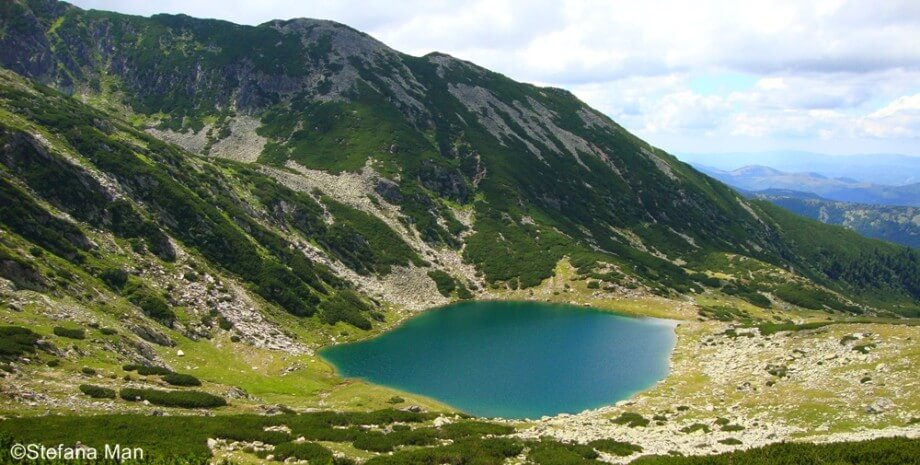 Lakes in Romania