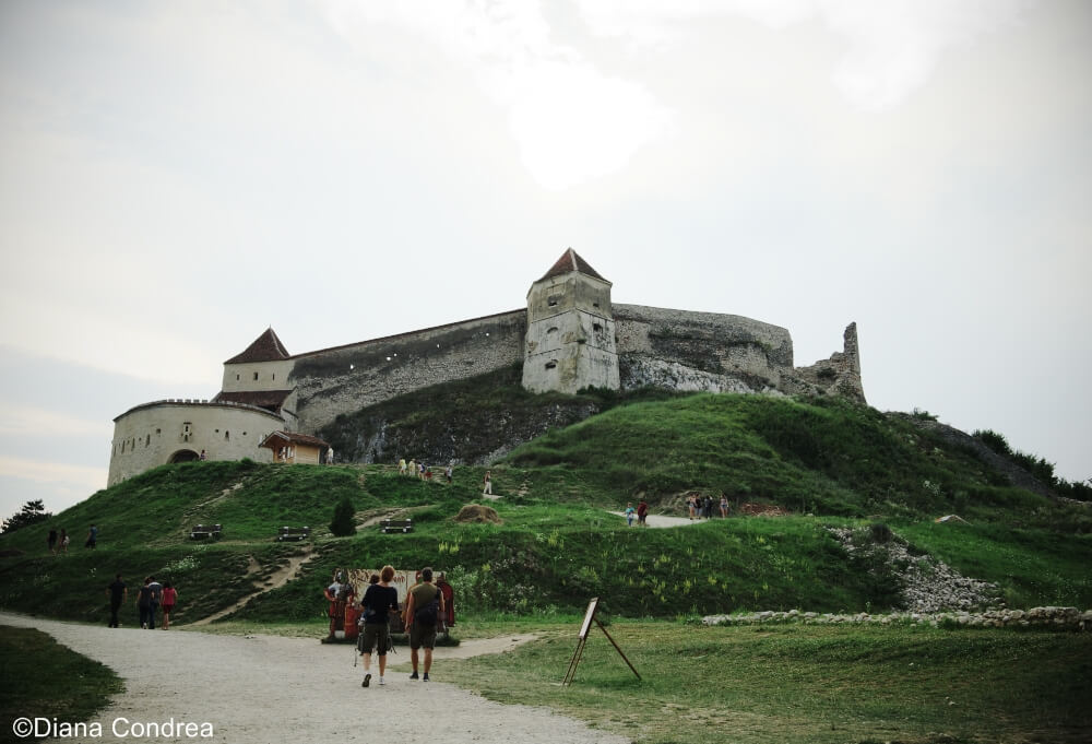 rasnov fortress medieval battles and sieges in transylvania