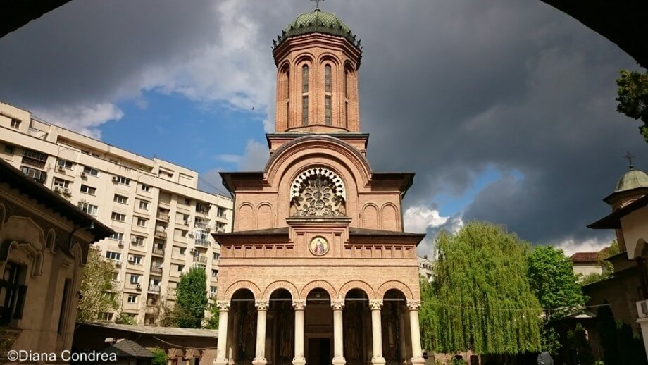 old churches in Bucharest