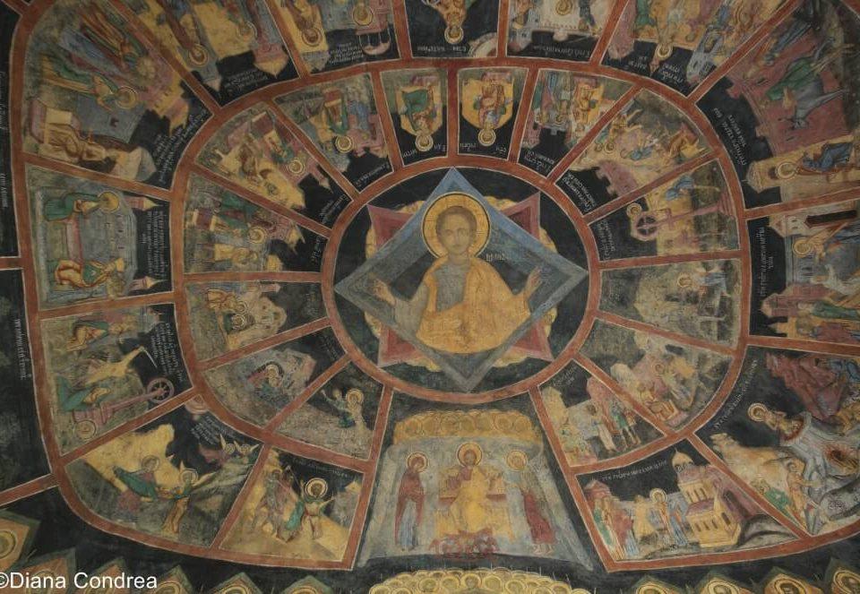 Sinaia -Monastery