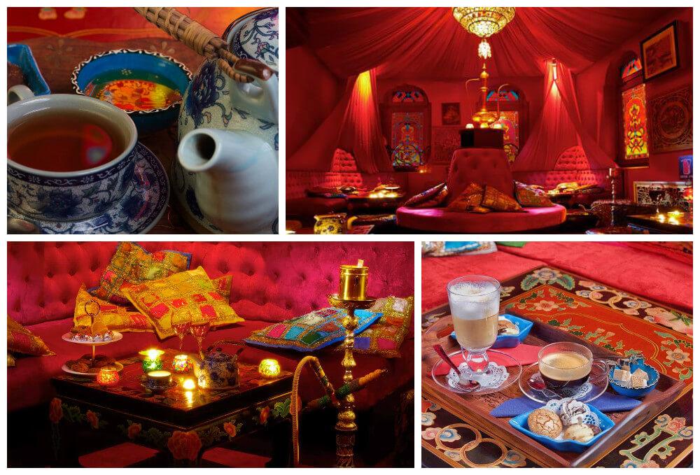 tea houses in bucharest
