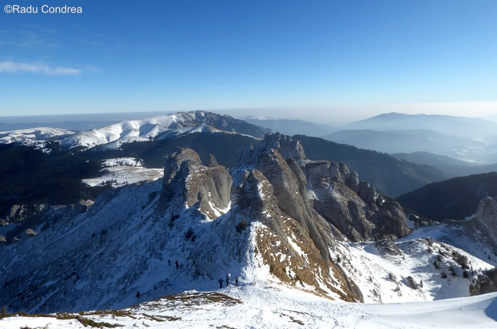 winter vacations in Romania