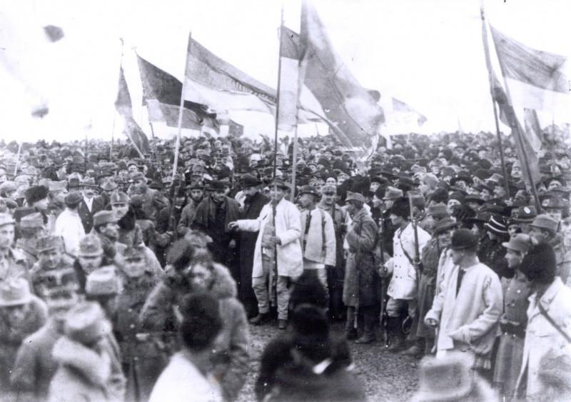 Union Day 1918