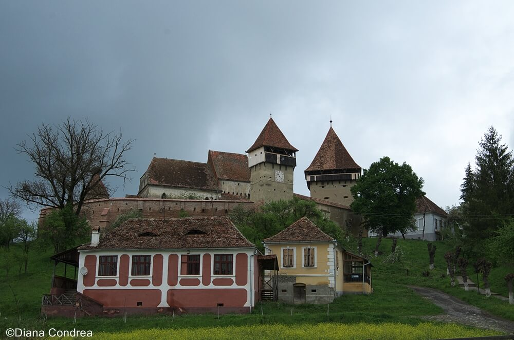 Alma Vii Fortified Church