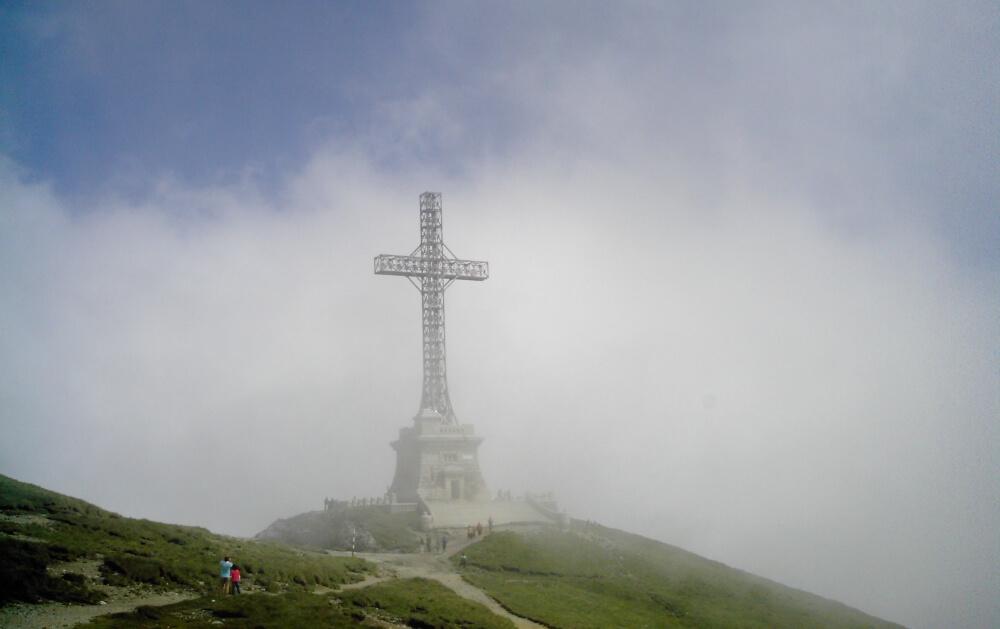 Caraiman Cross