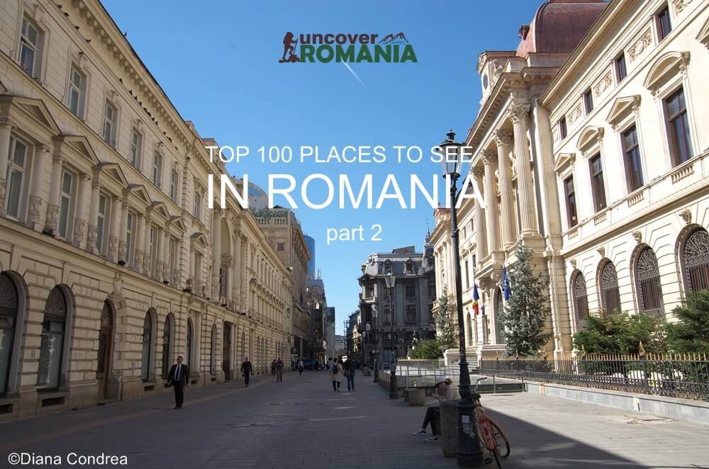 places to see in Romania part 2