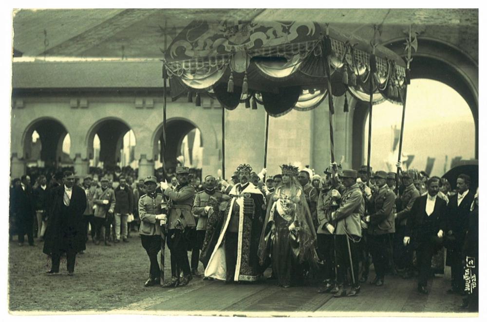 Coronation 1922