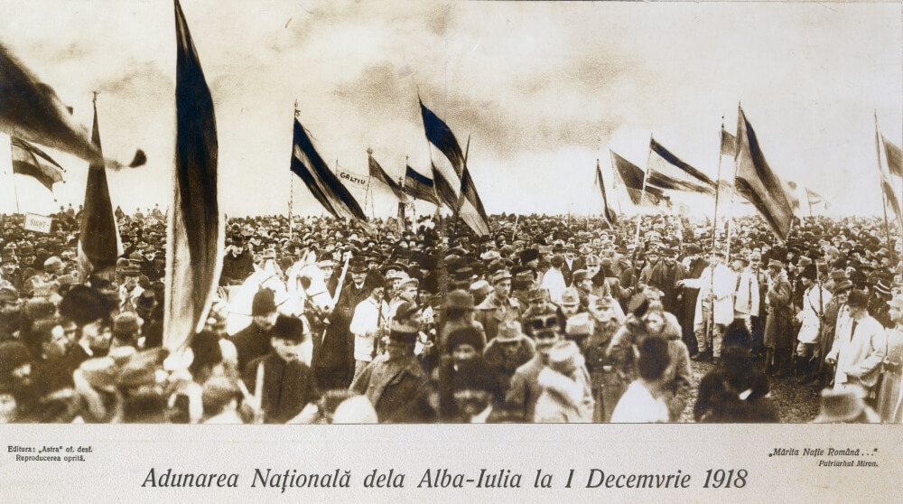 Romania Union Day