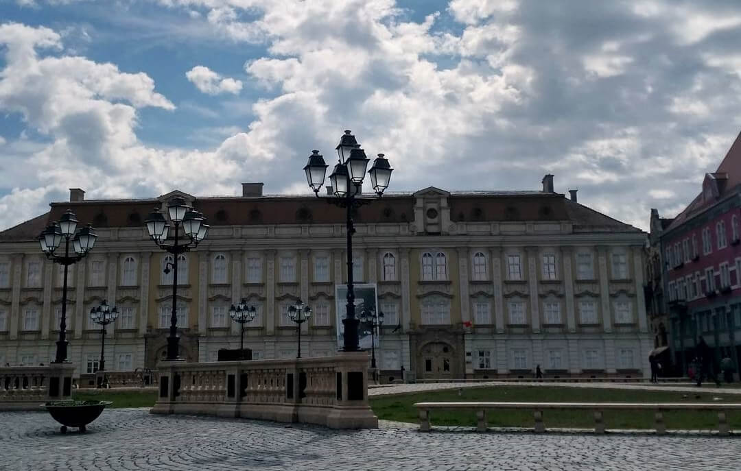 The Art Museum Timisoara