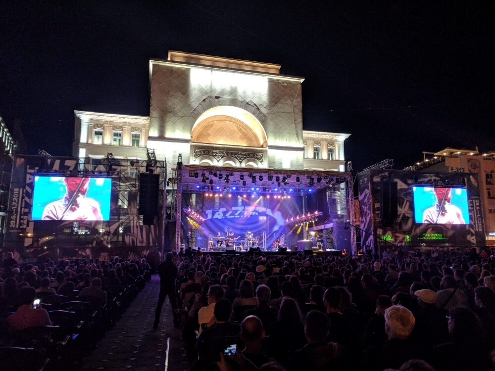 Jazz Concert, Timisoara