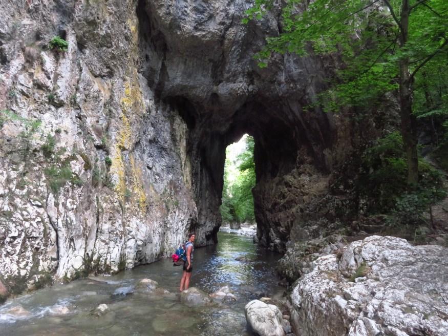 Ramet gorges