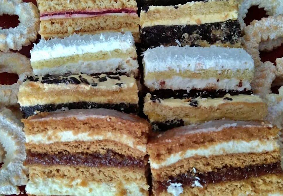 Romanian desserts
