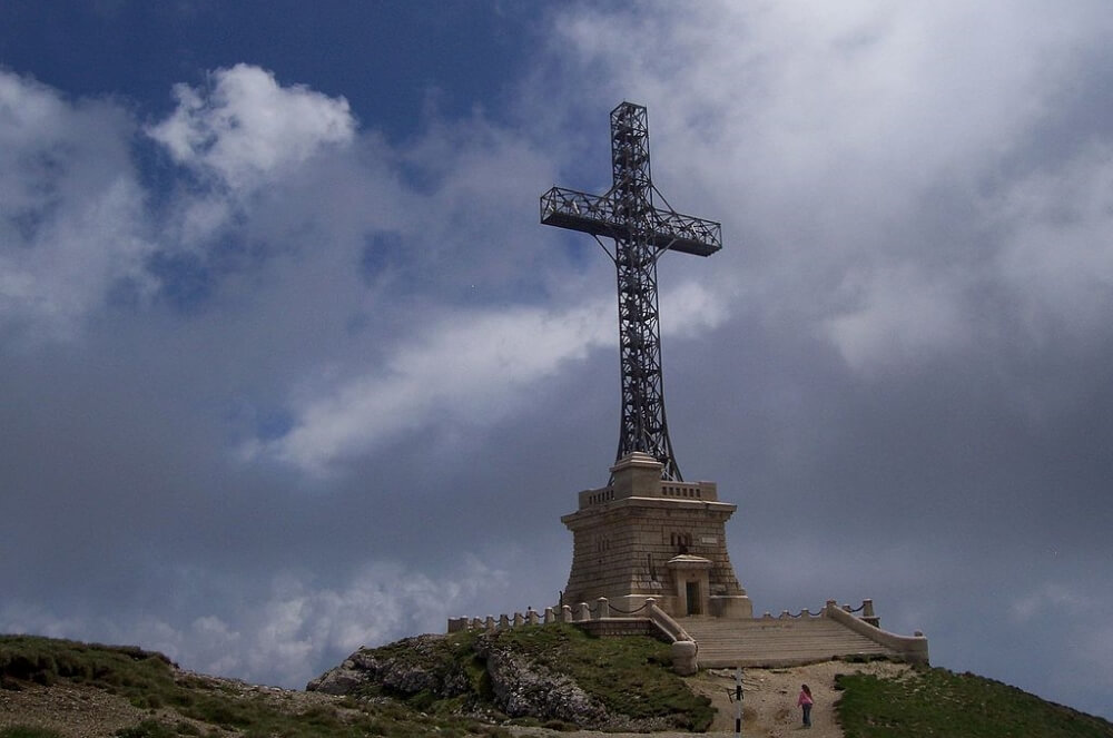 Caraiman Cross