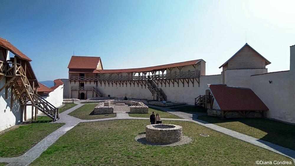 Feldioara Fortress