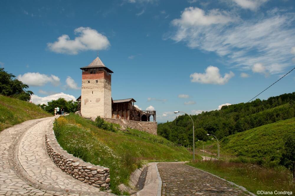 Malaiesti Fortress