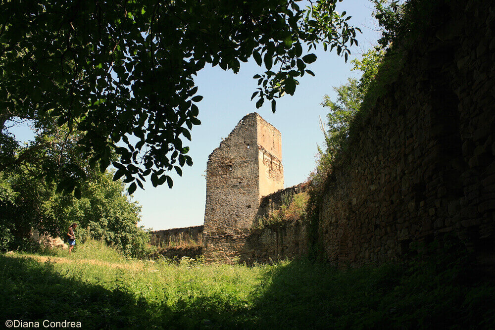 Saschiz Fortress