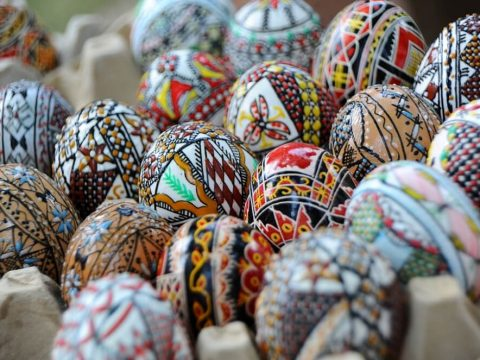 Romania's Painted Easter Eggs: A Story of Art and Tradition